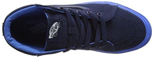 Vans Uy Sk8-Hi Reissue Lite, Zapatillas Altas para Niños Azul (Sole Dip Dress Blues/french Blue)
