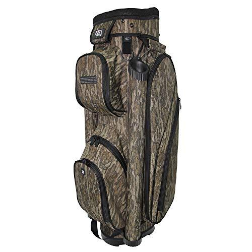 (RJ Sports EX-18 Deluxe Cart Bag, Bottomland, 9