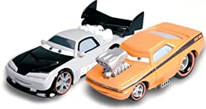Cars Movie Moments Car Set: Boost & Snot Rod