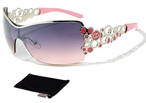 Rio UVA de Vintage Soleil Classique DG DG Mode Lunettes Modele Moderne à UVB Eyewear Rosa Protection Femme Design Nouvelle 2018 Surdimensionné Collection Retro amp; UV400 qwtt6vgx