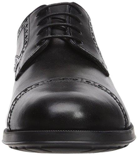 Black Oxford 1 Geox Men's Hilstone qZRRzF