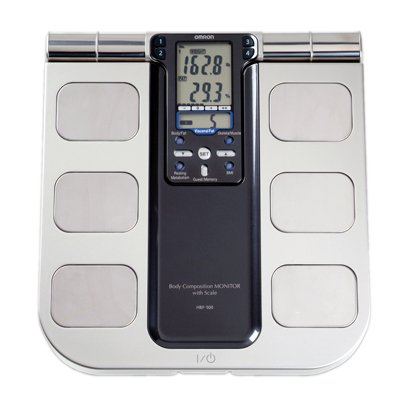 Fabrication Enterprises Omron Scales (HBF-400 stand-on body composition scale)