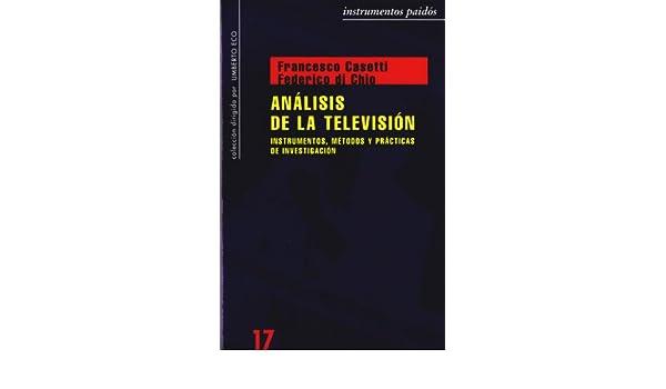 Analisis De La Television Analysis Of Television Spanish