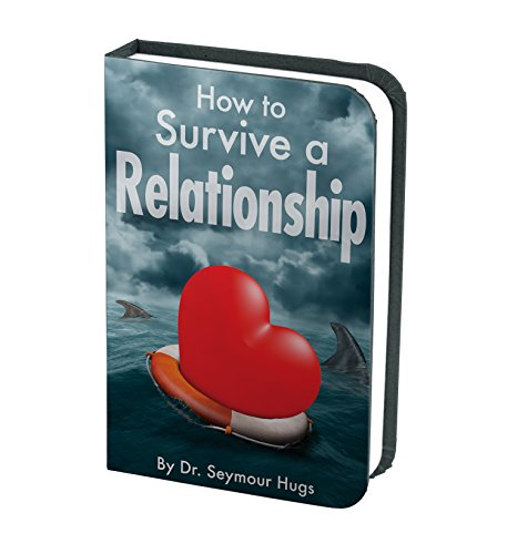 Barbuzzo How to Survive a Relationship Flask, Silver