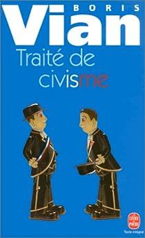 Traité de civisme par Vian