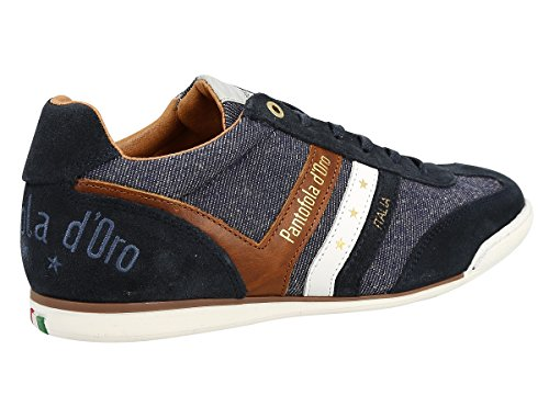 Pantofola dOro Herren Vasto Denim Uomo Low Schuhe dress blues (10181027.29Y)