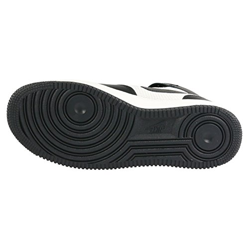 Mid Force 1 Shoe Black Air White Nike Summit 07 Basketball Black Mens wTtI0qE