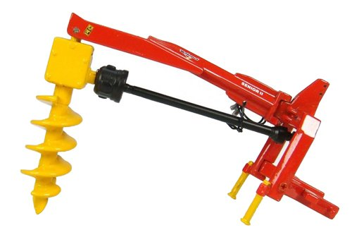 UNIVERSAL HOBBIES 1/32 Rabaud Hole Digger hole digging vessel (japan import) by Rabaud