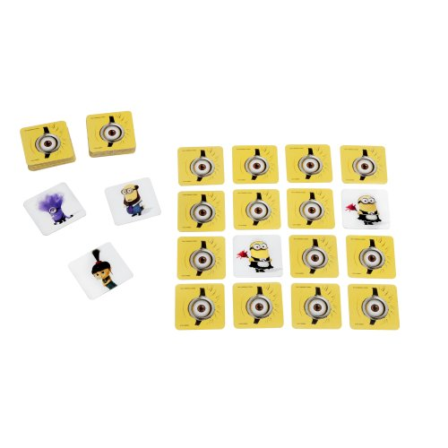 41505CB5lCL - Hasbro Memory Game Despicable Me Edition