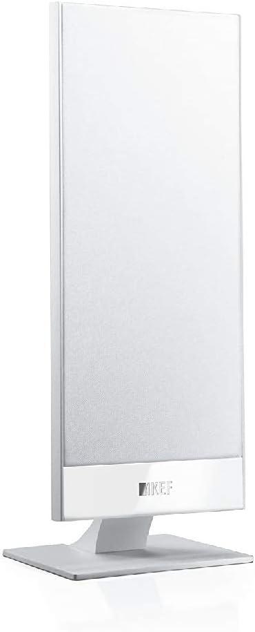KEF T101WH Satellite Speaker - White (Pair) Pure White/Satin