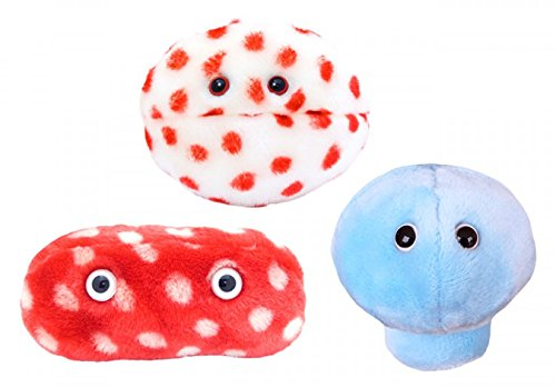 GIANTmicrobes Vaccine Pack 1: MMR