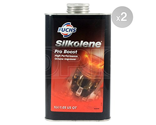 Fuchs Silkolene PRO BOOST Octane Improver - 800164544#2 - 2 x 1 Litres
