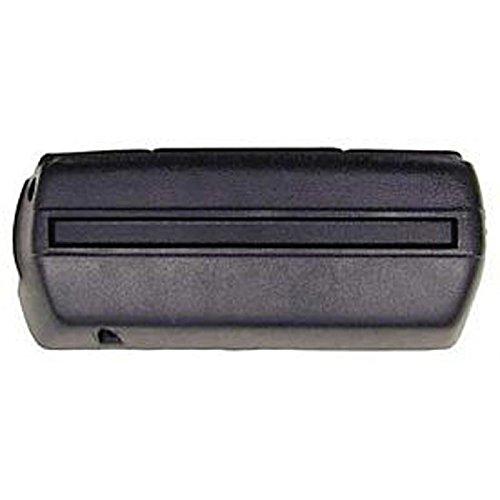 Eckler's Premier Quality Products 75259468 Firebird Armrest Base Front Right Black (Armrest Firebird)