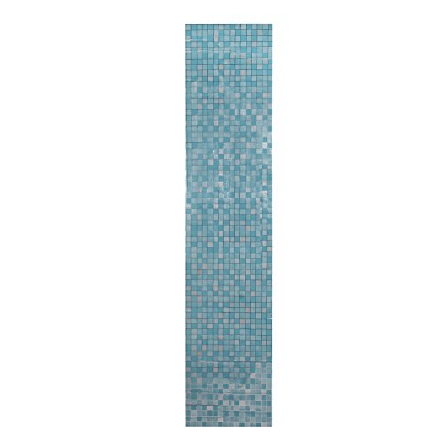 ttnight-45x200cm-mosaic-aluminum-foil-waterproof-removable-high-temperature-resistant-self-adhensive