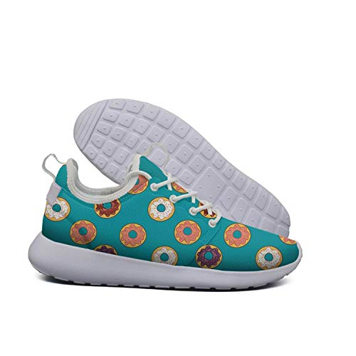 Go Colorful Running Pink one Blue Donut Shoes Gifts Pink Women Mini ERSER Mini Blue q064xZtZ