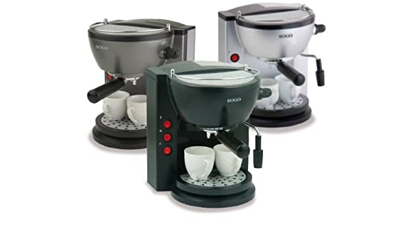 Sogo SS-5615 - Máquina de café: Amazon.es: Hogar