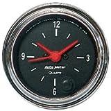 AUTO METER 2585 Traditional Chrome Clock