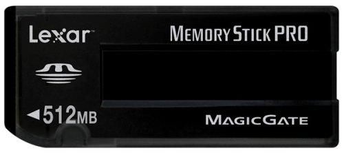 Lexar 512 MB Memory Stick Pro (Usb 512mb Drive Lexar)