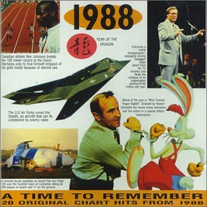 A time to remember 1988 music for Songs from 1988 uk