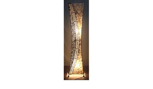 Lámpara de pie asiatica Borobudur G (LA12-100/150 ...