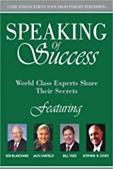 Speaking of Success Paperback