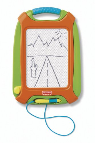 Fisher-Price DoodlePro Travel, Green