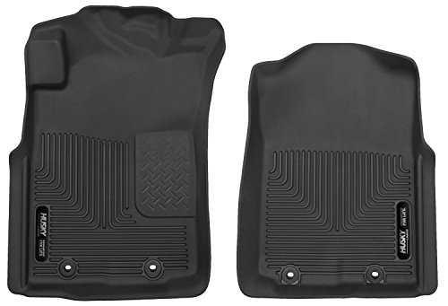 Husky Liners Front Floor Liners Fits 12-15 Tacoma ()