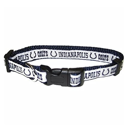 Amazon.com   Pets First NFL Indianapolis Colts Collar 16b76f5a3