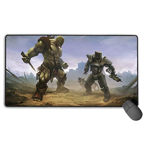 NT Huatou Mens Fashion Fallout Monsters The Mouse Pad -