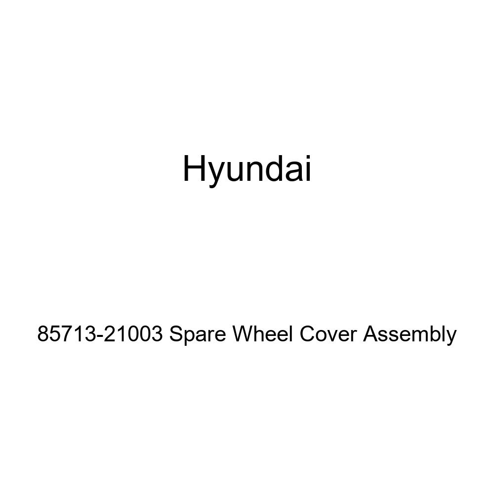 Genuine Hyundai 85713-21003 Spare Wheel Cover Assembly