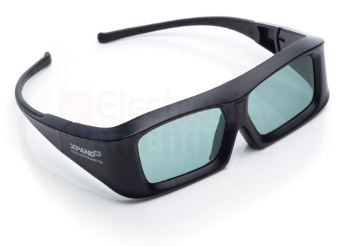 3d glasses for a mitsubishi tv - 5