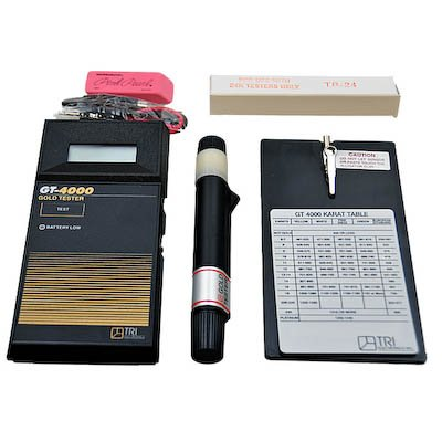 (Tri Electronics GT-4000L Professional Electronic Gold Tester (6K - 24K))
