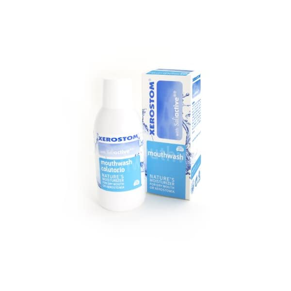 Xerostom Colutorio, con Saliactive para boca seca y xerostomía 250 ml 2