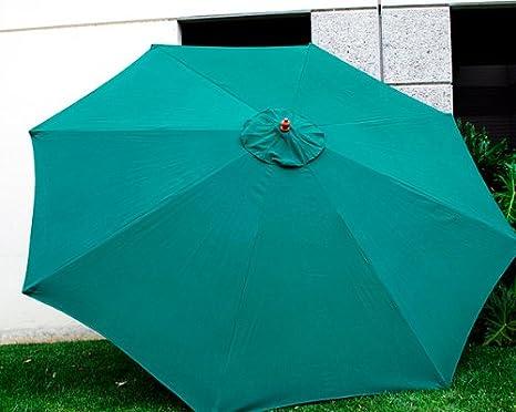 New Market Patio Umbrella Replacement Canopy Canvas Cover 8u0027 9u0027 10u0027 11u0027