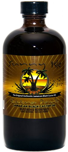 - Sunny Isle Extra Dark Jamaican Black Castor Oil 8 oz