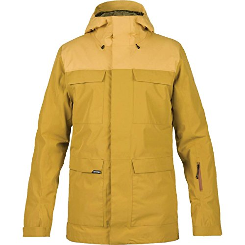 DAKINE Men's Control Quick Dry Jacket, Buckskin, Lil Buck, S