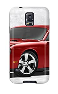 linfenglinHigh Quality 2010 Dodge Challenger Car Case For Galaxy S5 / Perfect Case