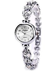 Yesmile Relojes❤️LVPAI Moda Lujo Mujeres Relojes Pulsera Reloj Regalo