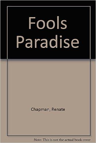 Fools Paradise Amazon Renate Chapman Libros En Idiomas Extranjeros