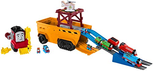 Thomas & Friends Fisher-Price Super Cruiser (Thomas The Train Trackmaster Sets)