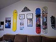 Tool Parts Snowboard Wall Storage Rack Snowboard Wall Mount Wall Display 4/PK - No Board