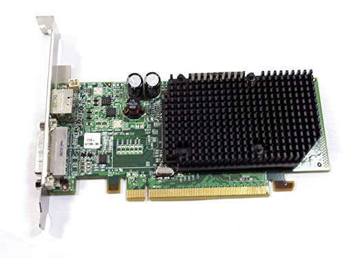 - Dell UX563 ATI Radeon X1300 128MB DVI TV Out PCI-E Video Card UX563