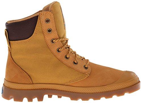 Doré Sport Pampa Wpn Mixte Boots Adulte Palladium Rangers Cuff Marron AzSwwx