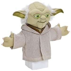 Star Wars 741861 - Marioneta (24 cm), diseño de Yoda
