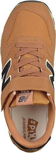 New Balance KV996 Jungen und Mädchen Sneakers Beige