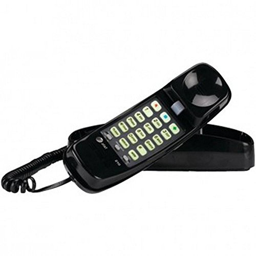 - ATT ATTML210B Corded Trimline(R) Phone with Lighted Keypad (Black) consumer electronics Electronics