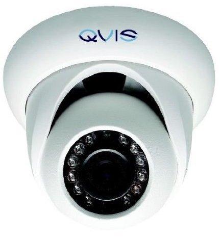 G3H - CCTV NETWORK IR MINI DOME CAMERA 1.3MP POE 3.6MM LENS DC12V IP66 DAY/NIGHT by QVIS