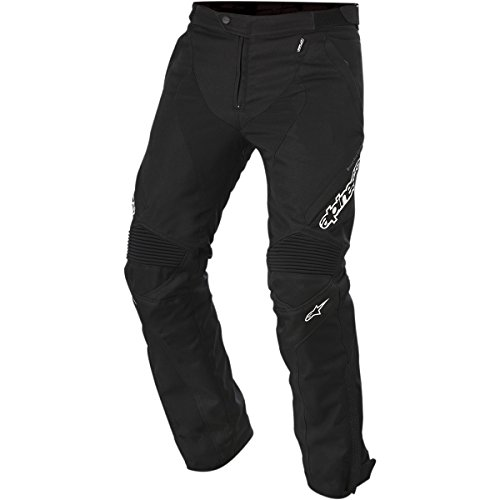 Alpinestars Raider Drystar Men's Sports Bike Motorcycle Pants - Black / (Alpinestar Motorcycle Pants)