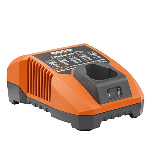 Ridgid 12v Lithium Ion 12 Volt Battery Charger R86049 (Ridgid Battery Charger)