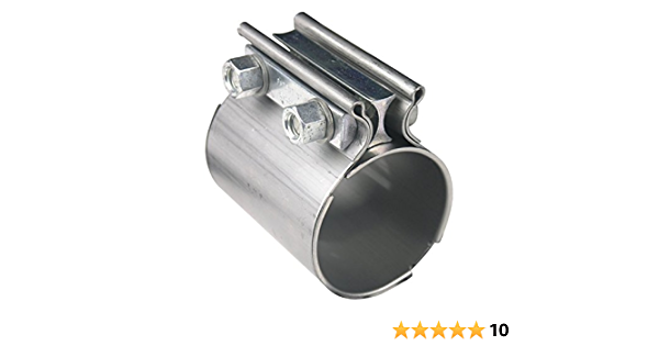 3 Inch Hooker 41173HKR Stainless Steel TORCA Style Exhaust Coupler
